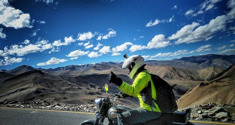 12 Days Spiti Valley Himalayas Motorcycle Tour India - Eccentric Travels