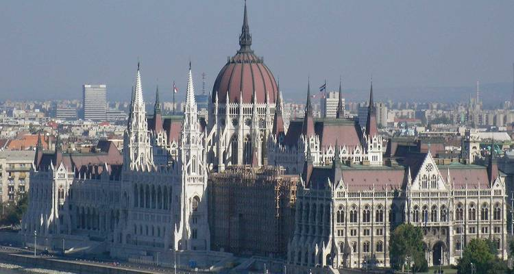 Budapest to Venice by Rail - Geckos Adventures