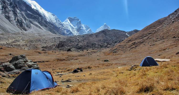 Kedartal & Mt. Thalaysagar Base Camp - Eccentric Travels