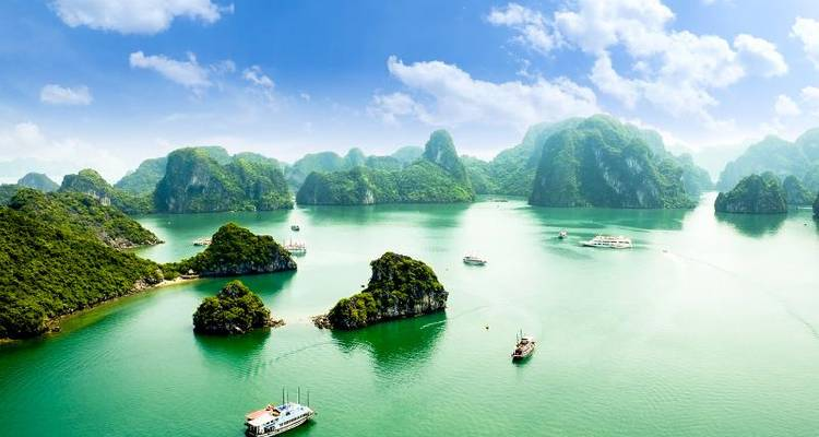 10 Day Vietnam Natural Sites - Go Asia Travel