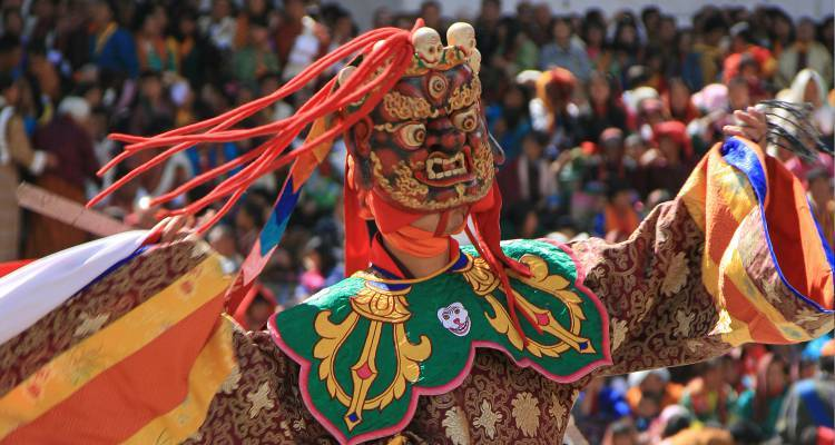 Thimphu Festival - 8 Days - On The Go Tours