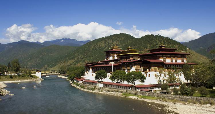Wonders of Bhutan - 7 Days - On The Go Tours