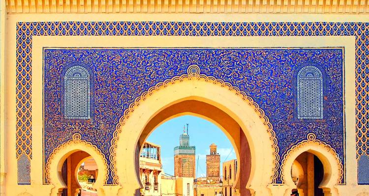Madrid and Magical Morocco - Europamundo