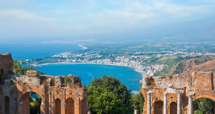 Mini Tour of Sicily  from Catania to Palermo - Soleto Travel
