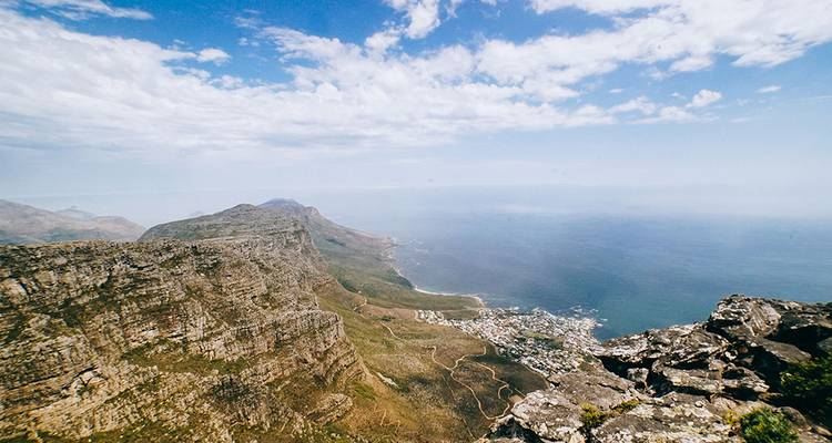 South Africa Impact Tour Travel with Heart (Sandton to Cape Town) - Collette