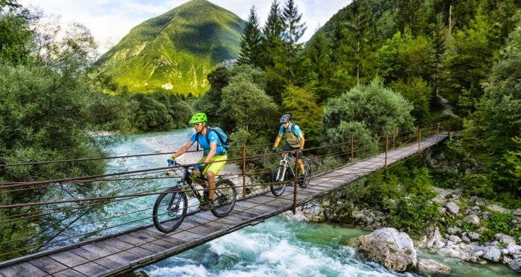 Slovenia 8days MTBike Tour - from the Alps to the Adriatic sea - Nature Trips