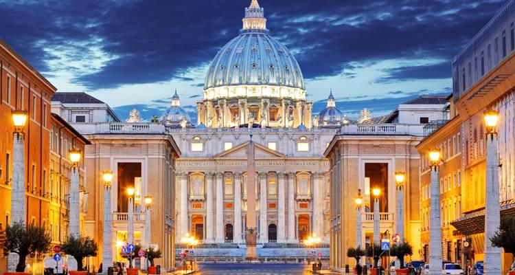 Rome, Florence & Venice - Small Group Tour - Flag Travel Holidays