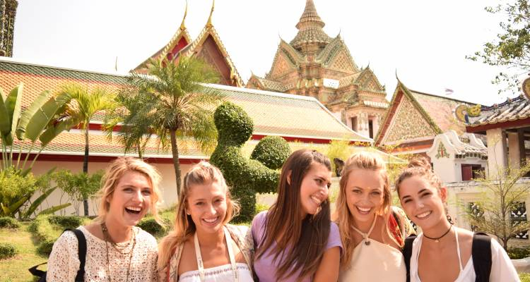 Thai Experience - Intro Travel