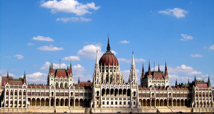 European Capitals with Budapest - Cosmos