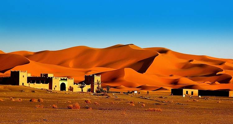 Cities, Mountains and Sahara Morocco Tour - Morocco Discoveries