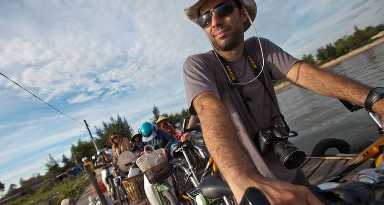 Cycle Indochina: Ho Chi Minh City to Siem Reap - G Adventures