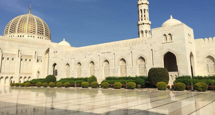 Highlights of Oman - G Adventures