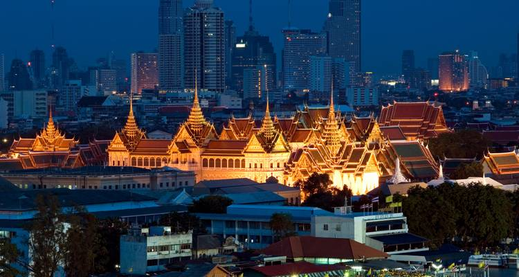 Thailand to Laos in Two Weeks - The Dragon Trip