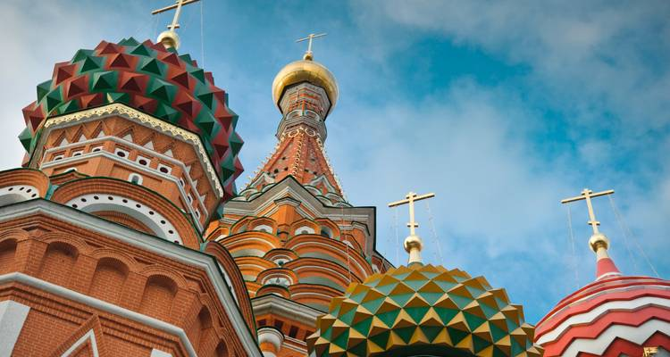 Back Roads of Russia: St Petersburg - Moscow - G Adventures