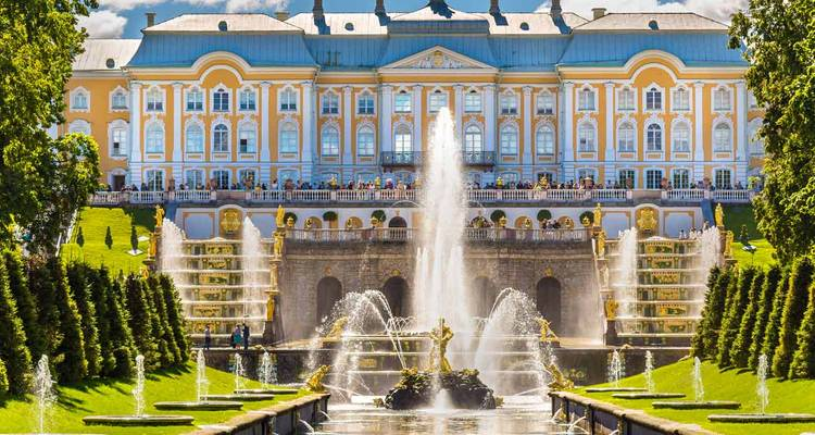 Wonders of St Petersburg and Moscow 2019 - Trafalgar