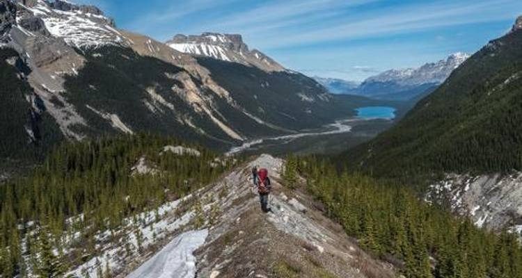 Mount Forbes Expedition - Great Canadian Trails
