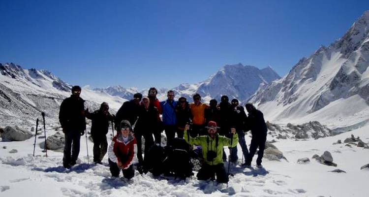 Manaslu Circuit Trek - Outfitter Nepal Treks and Expeditions