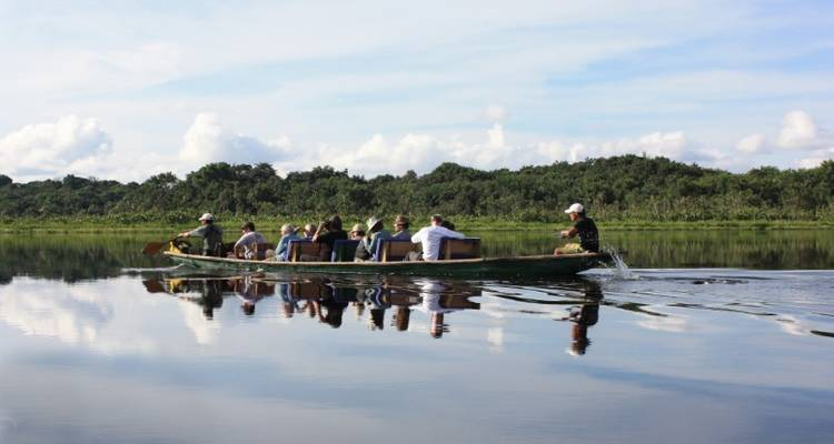 Yasuni Amazon Expedition 7D/6N - Bamba Experience