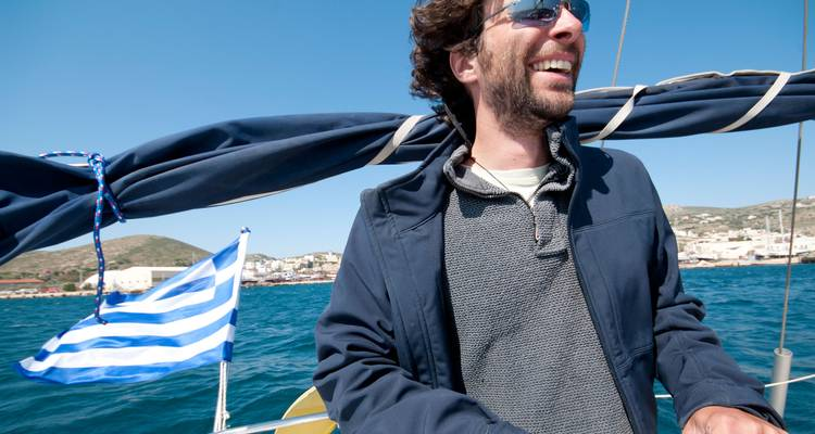 Sailing Greece - Athens to Mykonos - G Adventures
