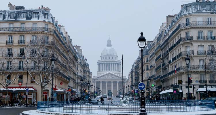 5 Nights Paris & 5 Nights London - Monograms