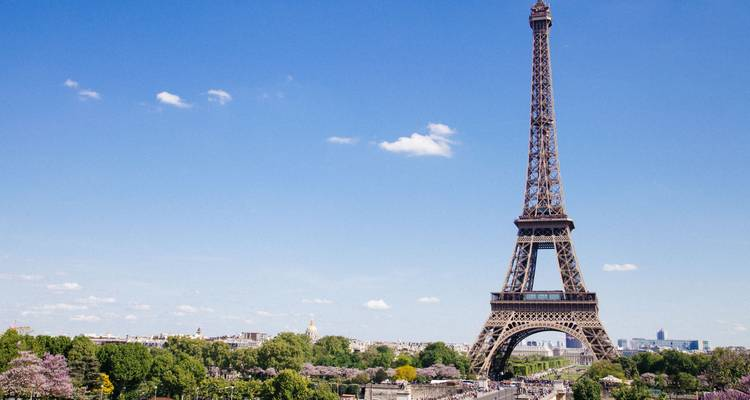 3 Nights Paris & 2 Nights London - Monograms