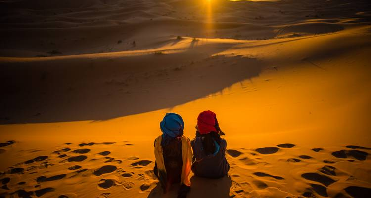 Marrakech and Sahara Adventure 4D/3N Tour - Morocco Joy Travel