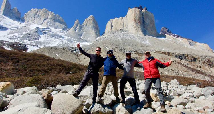 An Essential Patagonia Trekking Experience - OneSeed Expeditions