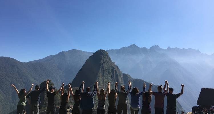 Salkantay Trek to Machu Picchu - Crossover Peru