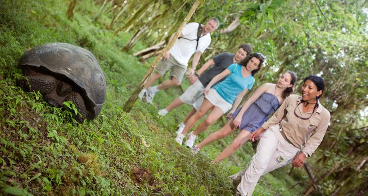 Family Land Galápagos — Multi-Activities - G Adventures