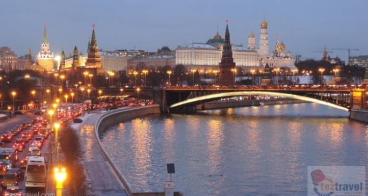 Mini Stay Moscow and St Petersburg - 5 days - Fez Travel