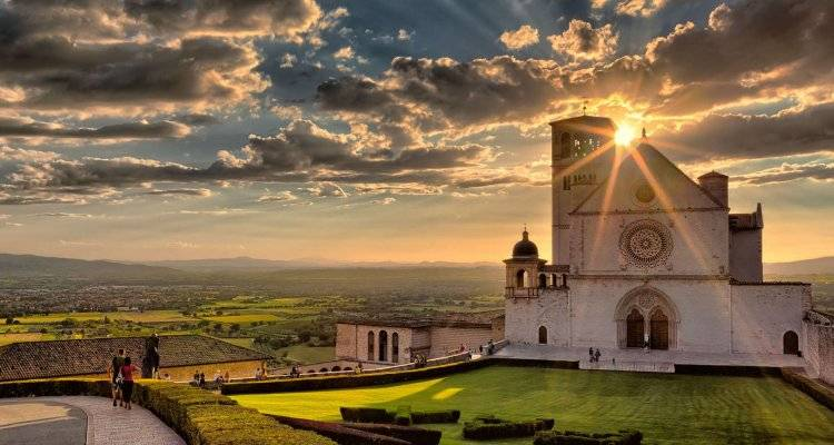 Umbria, The Green Heart Of Italy (from Rome to Perugia) - Taste and Slow Italy