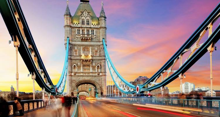 Highlights of Britain Experience + 2 Nights Central London Hotel - Let's Travel Services