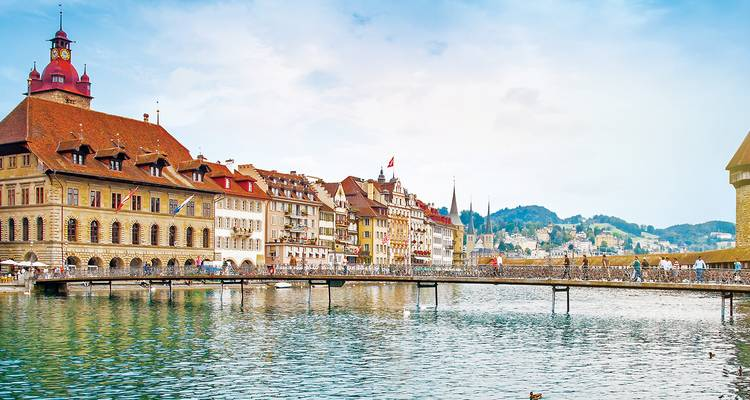 The Majestic Rhine & Lucerne - Zurich 2018 - Evergreen Tours