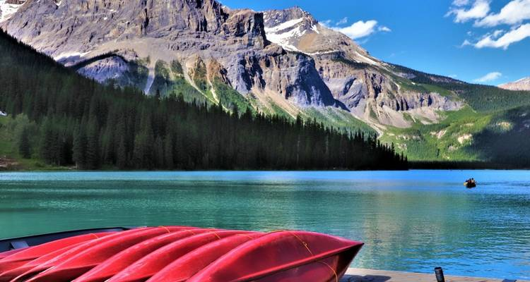 British Columbia & Rocky Mountains Spectacular - West Adventures Inc.