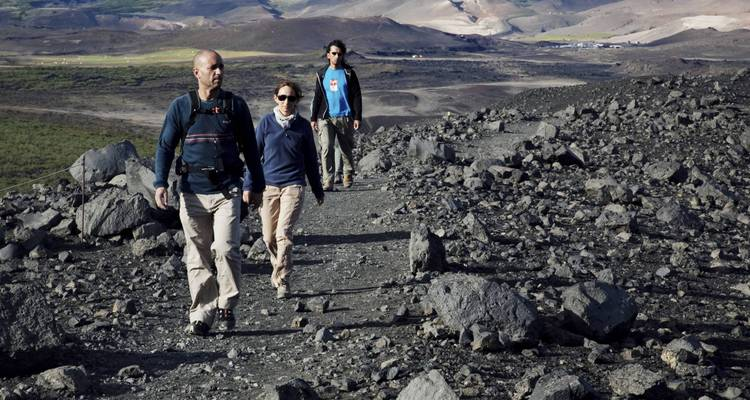 Scenic Trails - Soft Hiking & Small Group Travel - Iceland Travel