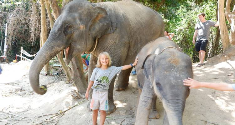 Thailand – Elephants and Islands Expedition - Discover Corps