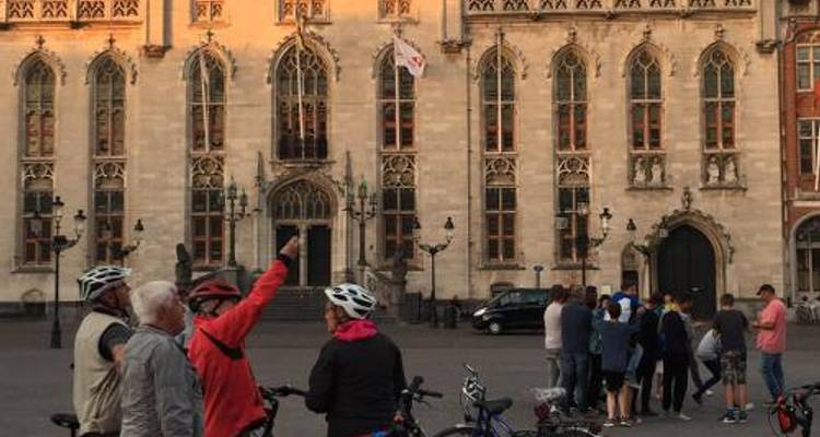 Cycle Amsterdam to Bruges - UTracks