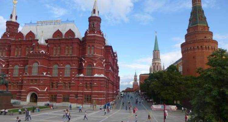Russia: Moscow and Beyond Guided Cycle - UTracks