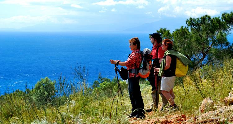 The Lycian Way East (from Antalya to Myra) - The Natural Adventure Company