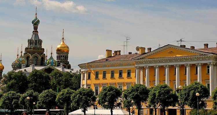 St Petersburg Extension - Exodus Travels