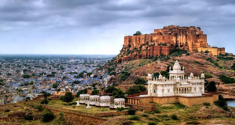 Golden Triangle & Bequest Rajasthan - Bout India