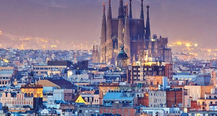 Mediterranean journey start paris summer 2018 17 days for Tour de barcelona a paris