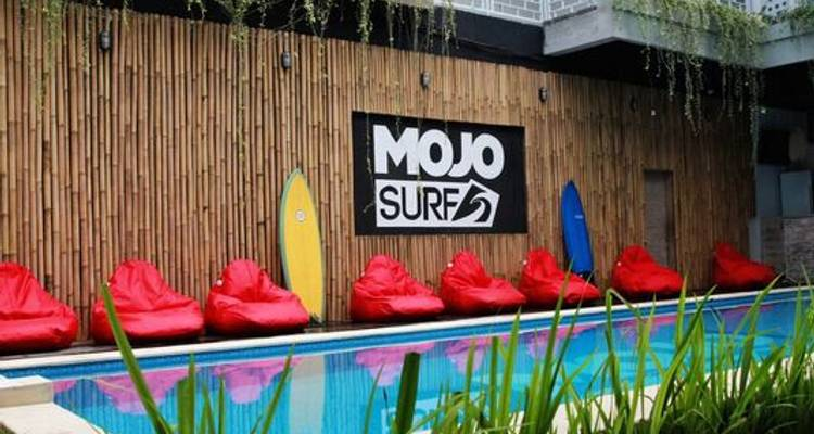 3 Day Surf Stay and Yoga Canggu Bali - Mojosurf Australia