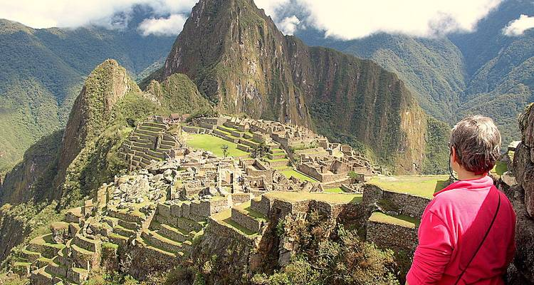 Heights of Machu Picchu - Explore!
