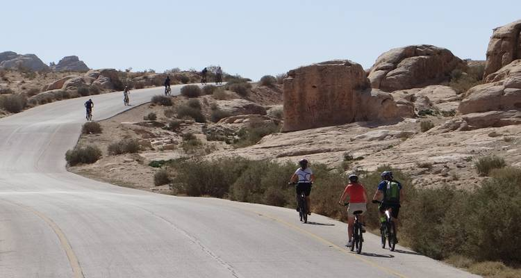 Cycle Jordan - Explore!