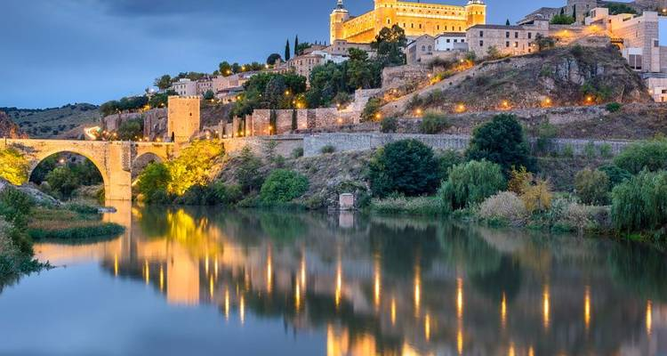 Madrid, Toledo & Andalucia Delights - Secret Italia Tours
