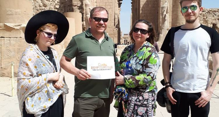 Egypt Tour package for 5 Days/ 4 Nights Cairo, Alexandria & Luxor  - Egypt Tours Club