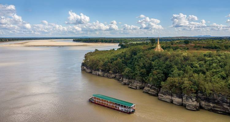 The Chindwin: 7 Nights (from Monywa to Kalewa) (30 November 2019) - Pandaw Cruises