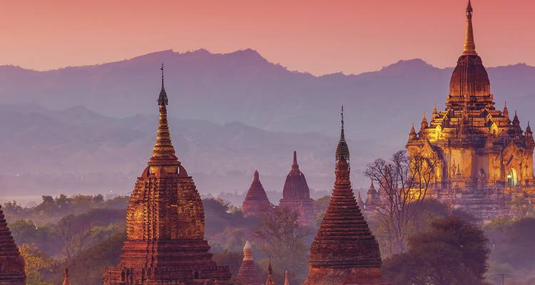 Luxury Irrawaddy 2018/2019 (Start Yangon, End Mandalay) - Scenic Luxury Cruises & Tours