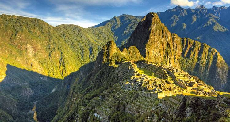 Peru in Depth (from Lima to Buenos Aires) - Scenic Luxury Cruises & Tours